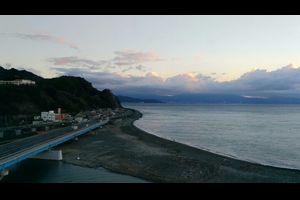富士山、見えない~