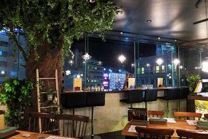 夜景を眺めながら、お洒落なツリーハウスで、クラフトビールと美味しい肉料理 肉バル×クラフトビール Tree House Diner 梅田店 @ 梅田 161129