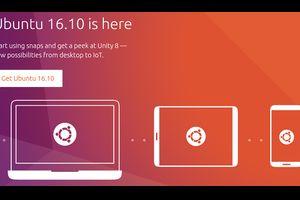Ubuntu 16.10 リリース 新機能に乏しくUnity 7のメンテナンスに留まる