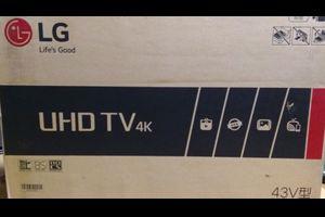 LG 43UH6500を軽く使ってみました(感想編)