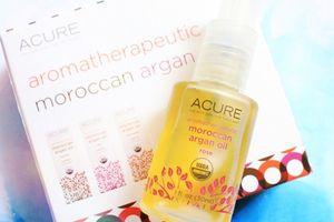 Acure Organicsのアルガンオイル3本セットはコスパが最高。