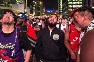 【NBA】イースタンカンファレンスファイナル ラプターズ対キャバリアーズ 第5戦所見