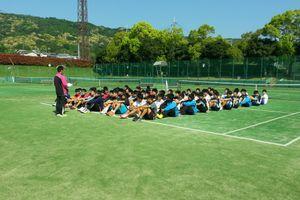 第5回 奈良学園杯(男子団体の部)