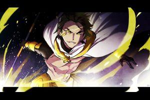 【FateGO】ファラオ 髪上げかっこいい  Fate/GrandOrderのイラスト紹介439