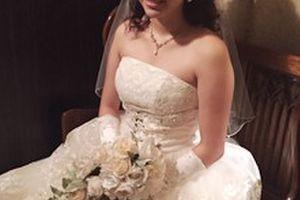 保光佳織・・・キラキラ・ボリューミーなドレスにお花の冠❤