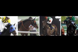 第一回コリアカップ&スプリント、日本調教馬4頭出走!