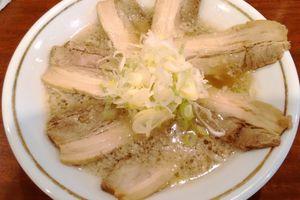 TSUKEMEN GT:喜多方塩肉そば