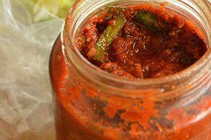 【手作り発酵食品】 自家製キムチの素で 『白菜キムチ』作り。