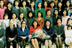 雅子さまのクラスメートの証言 (但し「週刊女性」の記事)