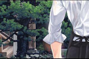 【刀剣乱舞】夏の庭と刀剣男士たち
