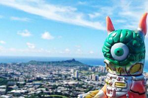 ハワイに行ってました