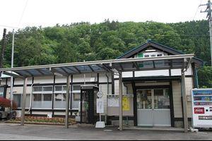 第0320駅 茂市駅(岩手県)