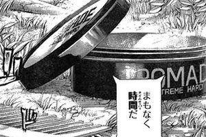 【嘘喰い】487話感想 門倉のトサカ復活!やっぱ最後は夜行さんと決戦か