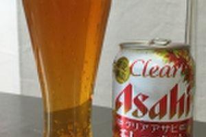 【ビール】 アサヒ クリアアサヒ 秋の琥珀