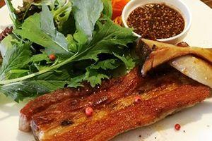 豚バラ肉のコンフィ 再登場