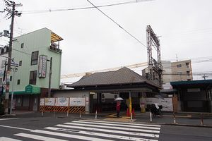 2016年9月18日 近鉄長瀬駅改良工事レポ