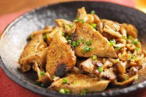 余った刺身を美味しく食べる! 余った刺身の焼肉炒め