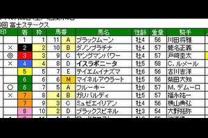 第19回 富士ステークス