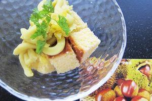 ダイエットにオススメ!秋のスイーツモンブランを簡単に作る方法~ほっこりする優しい自然の甘さ