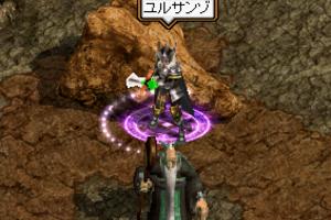 元暗殺者ラオール爺vs姫を小脇に抱えし紳士な戦士