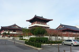ニュージーランドにお寺が・・・?