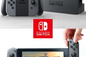 【ゲーム】任天堂、据え置き機にも携帯機にもなる新型ゲーム機「ニンテンドースイッチ」を発表
