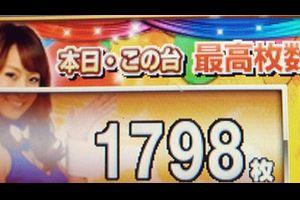 【北斗の拳 修羅】設定6を8000ゲーム回したグラフがひでぇw
