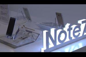サムスン電子、「Galaxy Note7」の発火は大容量化した電池の欠陥が原因と公式発表