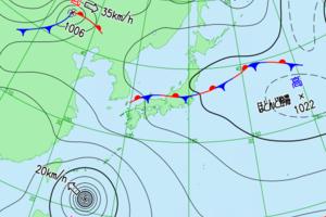 琵琶湖の天気(16/09/26)明日だけ天候回復!! コアユパターンはどうなる