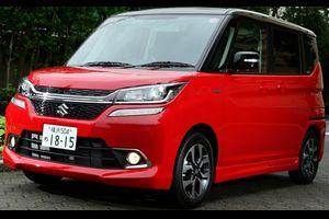 スズキ「ソリオHV」は燃費35km/Lの本格ハイブリッドで11/25発売!価格は185万円〜か?