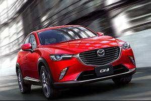 マツダ「新型CX-3」先行予約開始:発売は11/24でGVCや新安全技術採用のマイナーチェンジ!