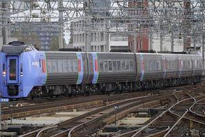 札幌車と釧路車の混用となったトマム行き「臨時特急」