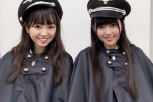 【動画像】 欅坂46 ナチス軍服を着てライブ → 批判殺到し炎上wwwwwwwwwwwwwwwww