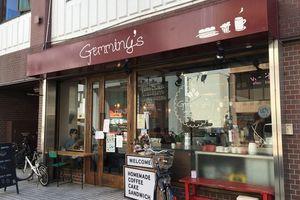ジェミニーズ(Gemminy's)( 静岡県静岡市葵区 ) ~芸術のわんぱくサンドイッチ☆~