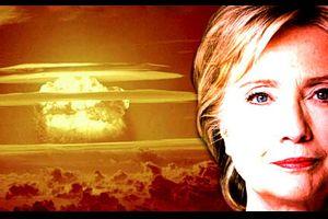 世界大戦を決意しているヒラリーの狂気と国連のモラトリアム
