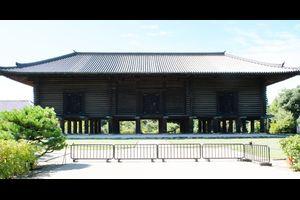 見るべき建築。国宝・正倉院正倉。