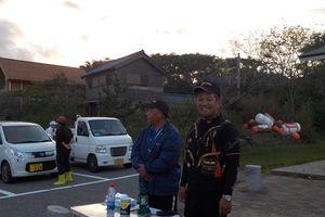 2016年9月25日、GFG福井 投げ釣り大会