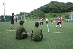 9/21 練習風景…?