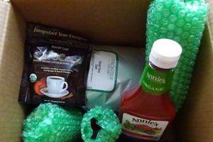 iHerb(アイハーブ)購入品 モリンガのサプリ 漢方入りのオーガニックコーヒーなど・・