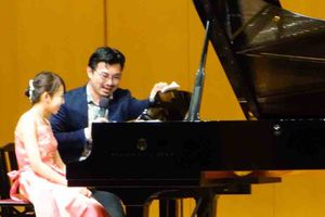 Jury of Piano Competition at Tokyo