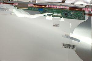 LaVie LS150/F2H4W バックライト修理