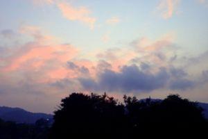 プーケットのお天気 10月25日(火) 晴れ時々ちょっとスコール