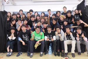 千葉大学お笑いサークルP-RITTS
