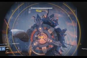 Destiny ZIVAクライシスの英雄 ゲーム動画