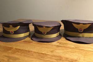 工作・警察の帽子