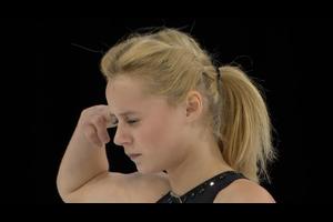 スケートアメリカ 2日目 女子リザルト