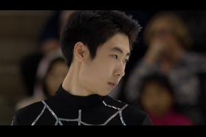 スケートアメリカ 2日目 男子SP