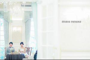 結婚式の撮影〜「歓談中」
