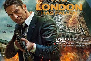 London Has Fallen 2016 エンド オブ キングダム