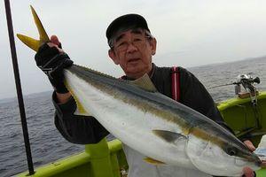 10月21日(金)『真鯛ワラサ乗合』明日からワラサ主体に狙います!
